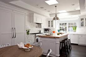 design white vintage industrial kitchen ideas wooden countertop