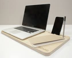 Lap Desks For Laptops by The Holeeboard Lap Desk And Laptop Stand Wudzee