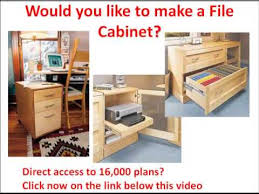 how to build a file cabinet drawer wood file cabinets would you like to make a file cabinet click