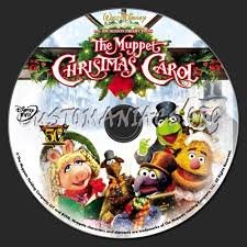 the muppet carol dvd label dvd covers labels by