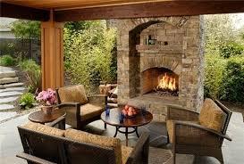 Backyard Fireplace Ideas Backyard Fireplace Designs Outdoor Gas Fireplaces Landscaping