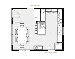 Z Bar Floor L Kitchen Floor Plan Design Livegoody