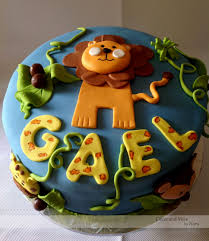 jungle baby shower cakes jungle baby shower cakes ideas decorating of party