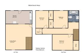 Floor Plan Company by The Communities At Middle Branch Apartments U0026 Townhomes In