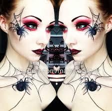 Spider Witch Halloween Costume 25 Spider Makeup Ideas Spider Makeup