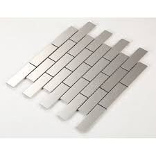 Mirrored Bathroom Wall Tiles - steel backsplash cheap bathroom wall tiles rectangle kitchen back