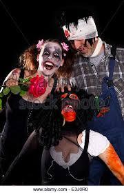 Insane Halloween Costumes Scary Zombie Woman Black Stock Photos U0026 Scary Zombie Woman