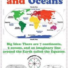 continents and oceans worksheet 2nd grade 28 templates