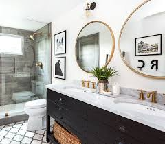 bathrooms with black vanities perfect black vanity bathroom 91 small home decoration ideas with
