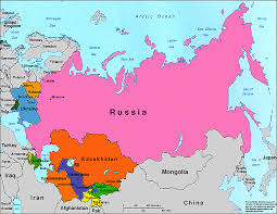 former soviet union map stratfor former soviet union annual forecast 2016 intell
