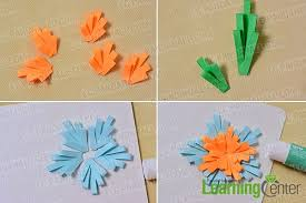 Making Of Flowers With Paper - easy diy card u2014how to make quilling flower greeting cards