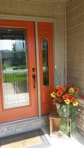 22 best portico images on pinterest front door colors orange