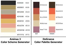 home color palette generator room color scheme generator amazing 3 on home homeca