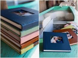 unique wedding albums custom leatherbound wedding albums