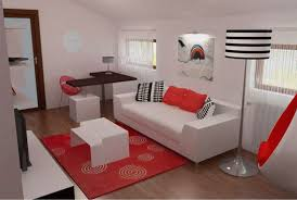 Bedroom With Living Room Design Bedroom Living Room Combo Design Ideas Decoration Natural Trends