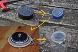 can you use regular batteries in solar lights mason jar light diy solar jar from an old solar light