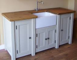 freestanding kitchen ideas shabby chic freestanding belfast butler sink unit any farrow