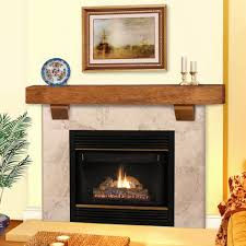 fireplaceinsert com pearl mantels heritage mantel shelf