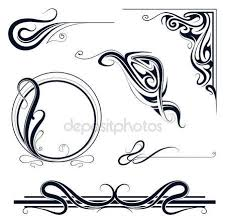 ornament vector stock vectors royalty free ornament vector