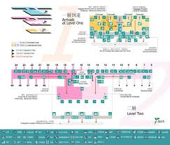 Denver International Airport Map Shanghai Airport Map Shanghai International Airport Map China