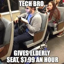 Tech Meme - tech bro meme imgur