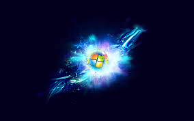 custom windows 7 3d wallpaper