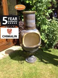 Extra Large Clay Chiminea 100 Gardeco Toledo Cast Iron Extra Large Chiminea In Bronze