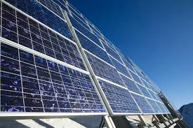 solar panels solar panels on a border wall the regulatory review