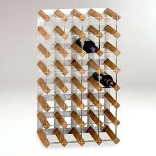 wood wine racks plans wood metal industrial wine rack glass top