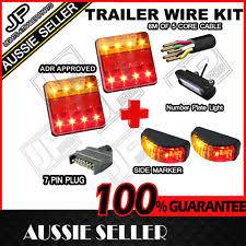 5 core trailer wire ebay