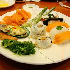 Minado Sushi Buffet by Ylona Foodspotting