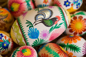wax easter egg decorating how to make pisanki easter eggs