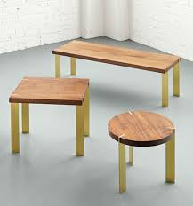 handmade home furniture design of platte occasional table by alice