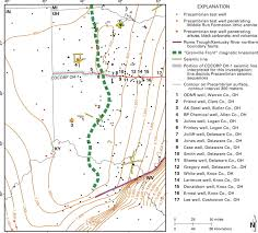 Map Of Holmes County Ohio by Unconformity Bounded Seismic Reflection Sequences Define Grenville