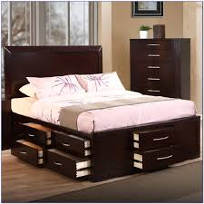 Full Size Storage Bed Frame Storage Bed Frame Queen Singapore Ktactical Decoration