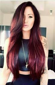 burgundy hair on a latina 2015 hair trends guide straight hair weave loose waves and