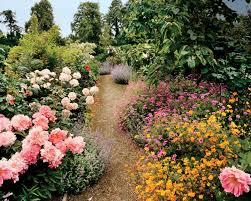 flower gardens dries van noten u0027s belgian home and beautiful gardens vogue