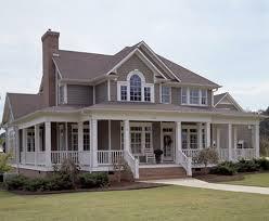 baby nursery white house with wrap around porch wrap around