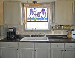 Remodel Small Kitchen Single Wide Mobile Home Makeover Remodel Low Budget Small