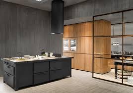 black modern kitchen idea with antique japanese sliding door idea