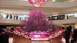 Lunar New Year Home Decorations by Lunar New Year Malls Decoration Youtube