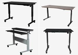 best height adjustable computer desk for a small home office