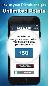 gift cards app getgiftz earn free gift cards app for ios review