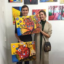 Ivanka Trump Cologne Take A Peek Inside Ivanka Trump U0027s Art Collection Artnet News