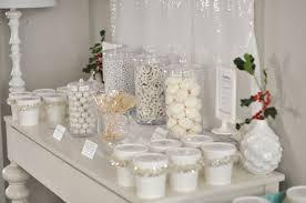 interior design fresh white winter themed decorations