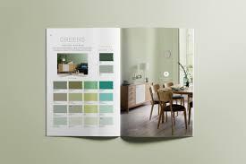 100 paint colour chart homebase fusion creative colour card