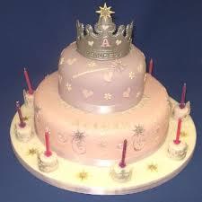 princess birthday cake edinburgh image inspiration cake