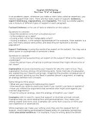 counter argument essay sample types of support reason argument