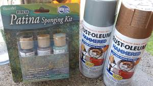 Spray Paint Supplies - patina paint rentalhouserules