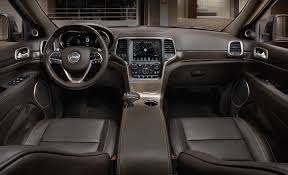 brown jeep jeep grand cherokee wk2 2011 grand cherokee interior